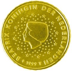 Dutch 50 Cents