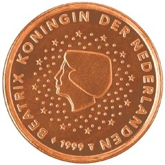 Dutch 1 Cent