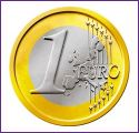 Common Reverse Design of the 1 Euro Coin