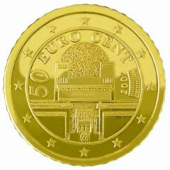 Austrian 50 Cents