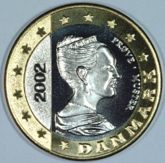 Euro i danmark