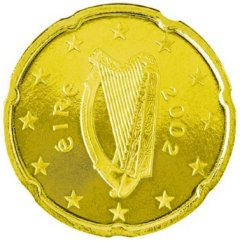 Irish 20 Cents