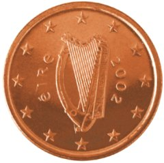 Irish 1 Cent