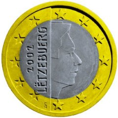 Luxembourg 1 Euro