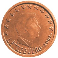 Luxembourg 5 Cents