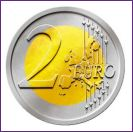 Common Reverse Design of the 2 Euro Coin