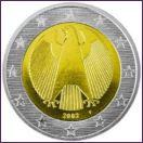 Bán mấy đồng tiền xu 1,2 euro, 50 cent - 3
