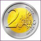 Bán mấy đồng tiền xu 1,2 euro, 50 cent - 1